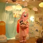 2010年11月のフモフモさん展