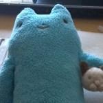 羊毛フェルトでシャム猫を作成しました その2