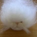 羊毛フェルトでモフモフな猫を作る方法(You Tube)