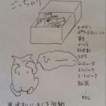 20160302 katazuke manga
